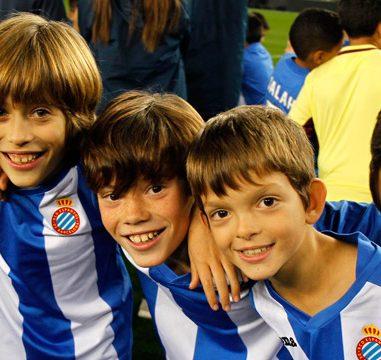 Kurs piłkarski Espanyolu