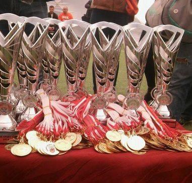 Zakończenie cylku turniejów Oshee Cup 2018