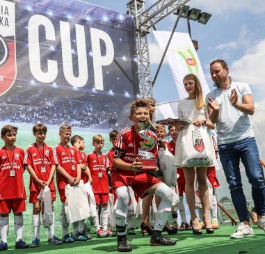 Liga Mistrzów pod Wawelem